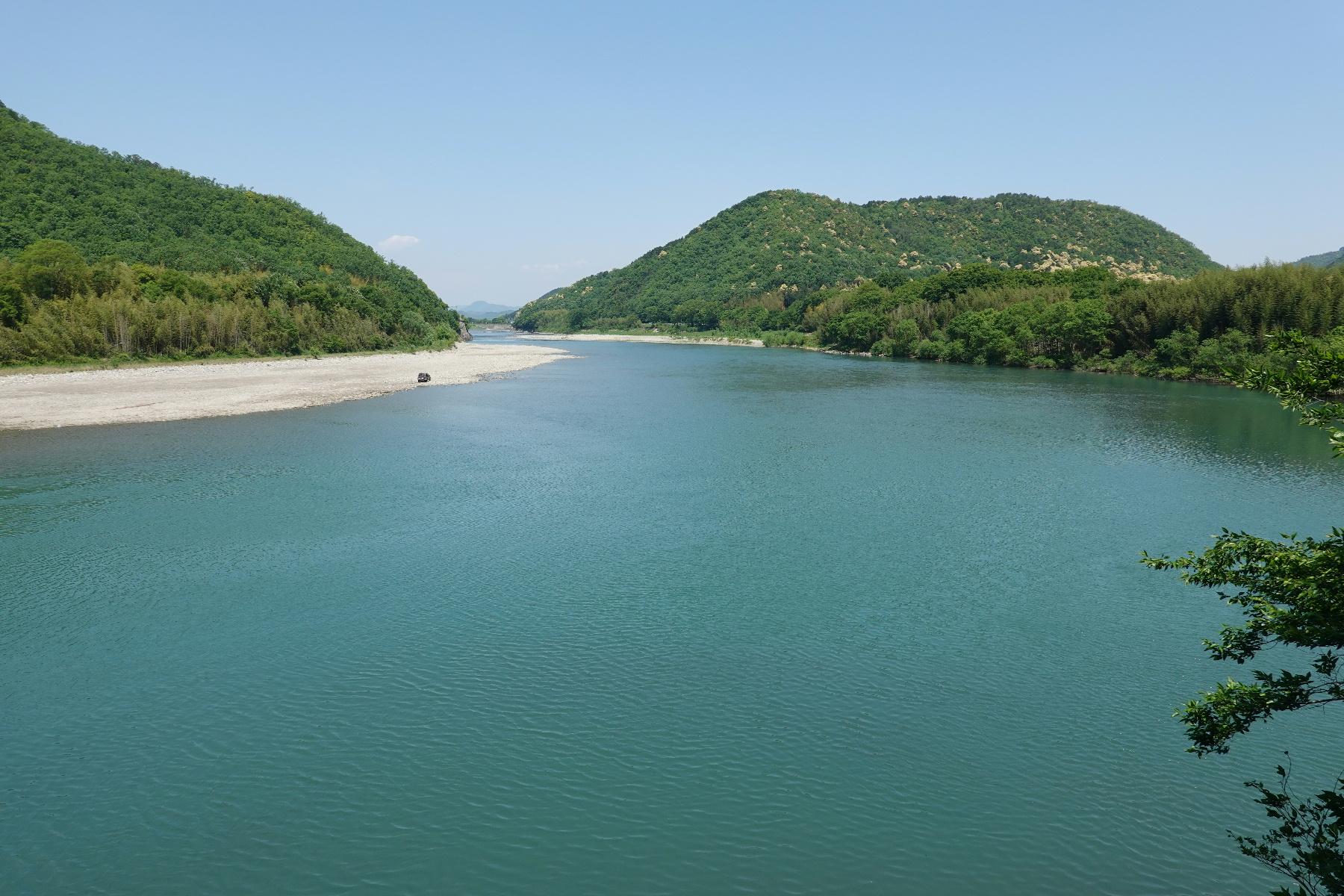 長良川上流